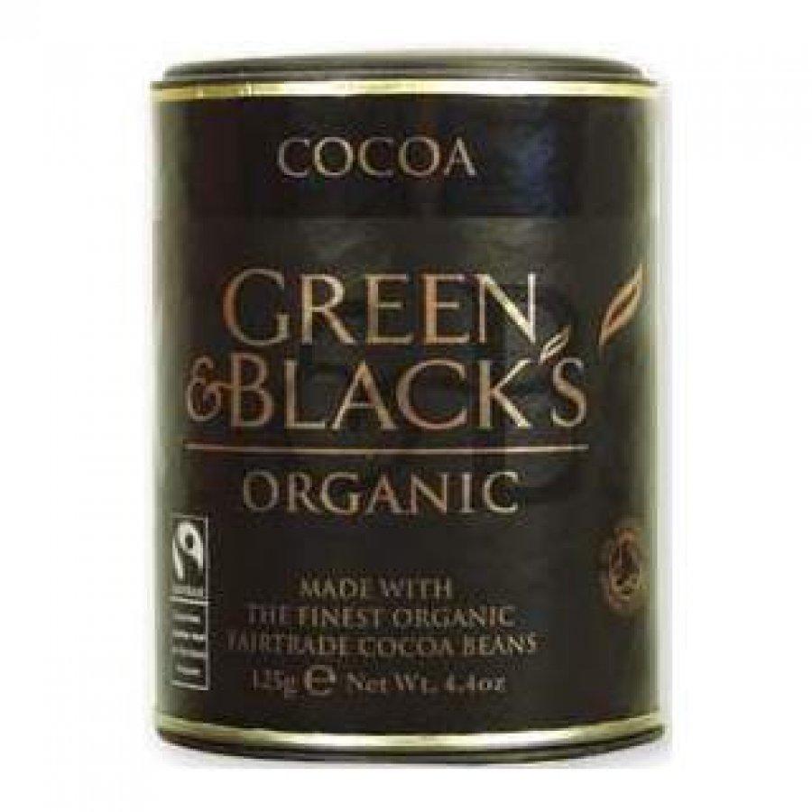 Green Amp Blacks Organic Cocoa Powder 125g