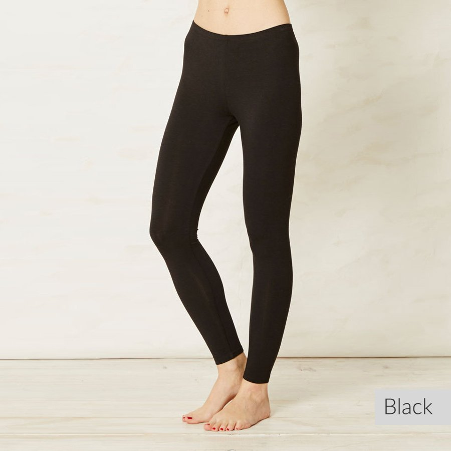 4512620b1a747 Thought Bamboo Basics Leggings - Thought (formerly Braintree Clothing)