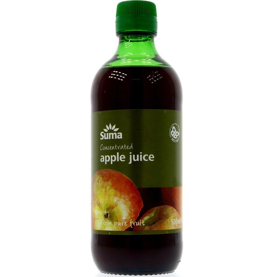 Suma Organic Apple Juice Concentrate 400ml
