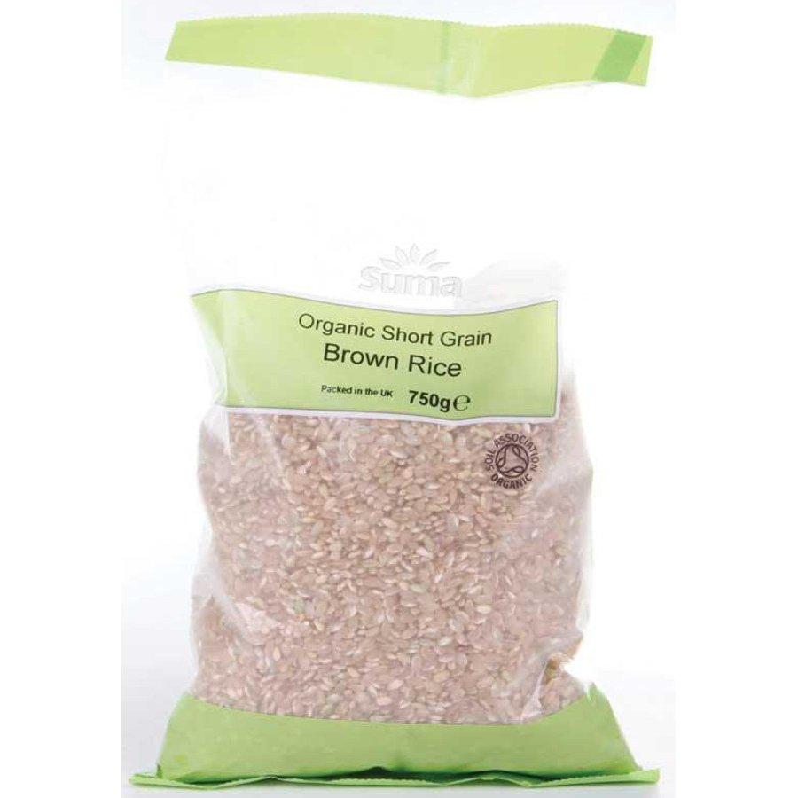 Suma Prepacksanic Brown Short Grain Rice 750g How To Cook