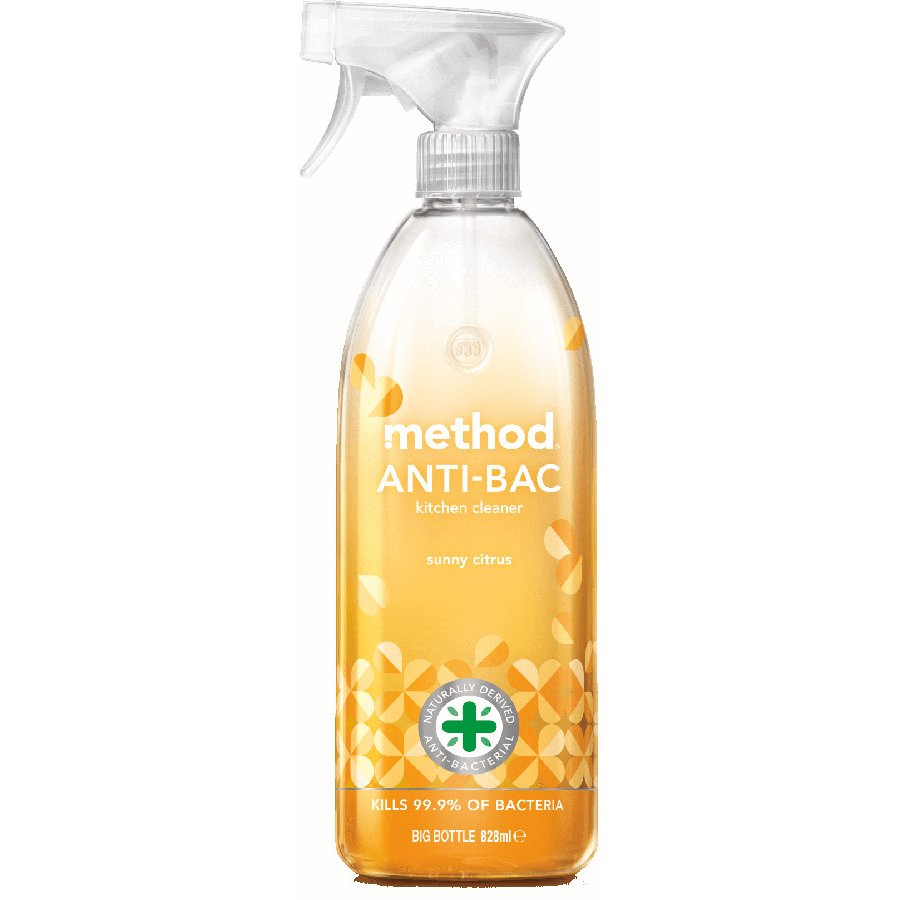 Method Anti Bac Kitchen Cleaner