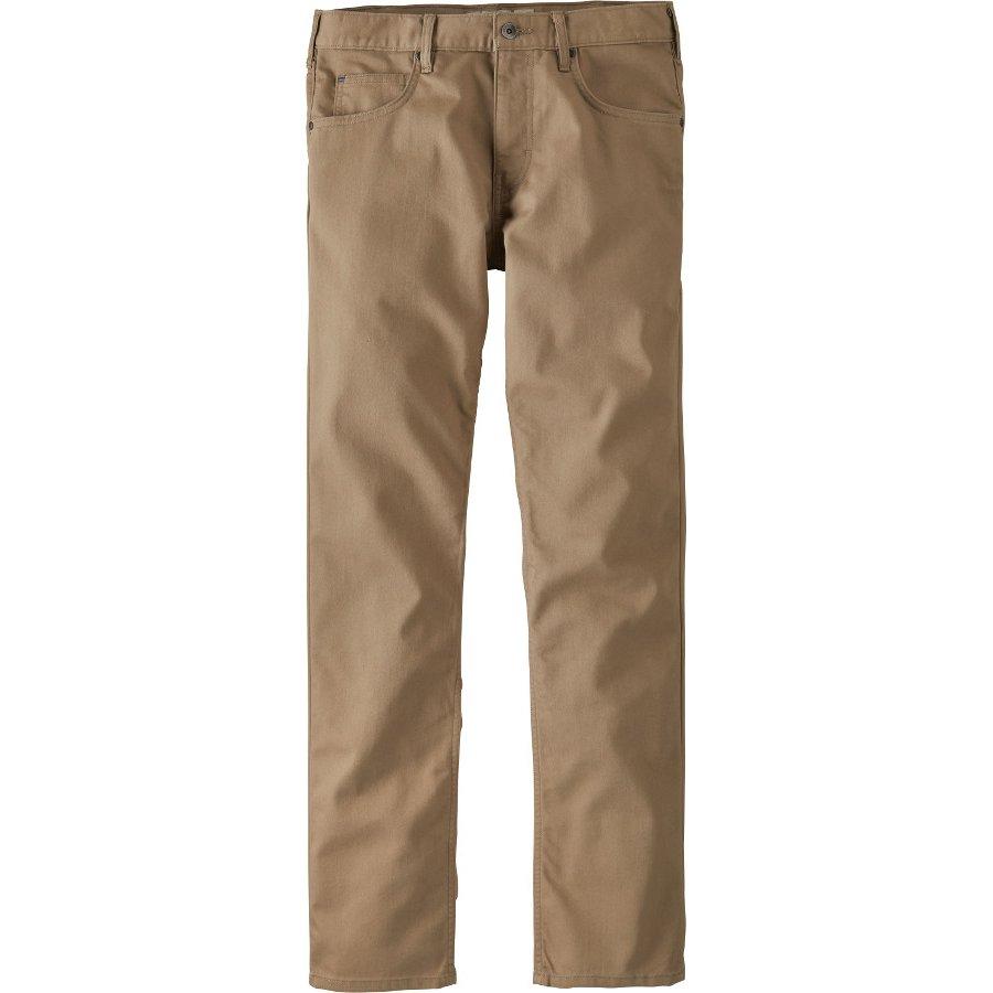 premium selection 8ff31 41181 Patagonia Mens Performance Regular Fit Twill Jeans - Mojave Khaki