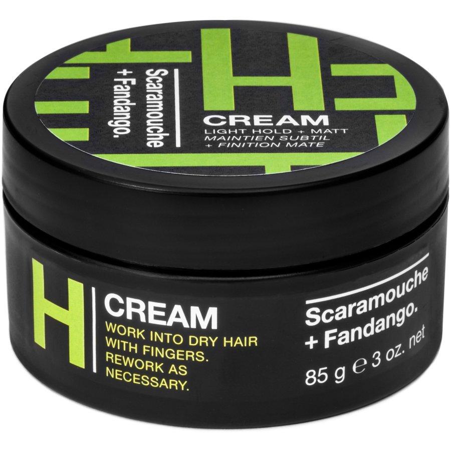Scaramouche Fandango Mens Hair Styling Cream 85g Scaramouche
