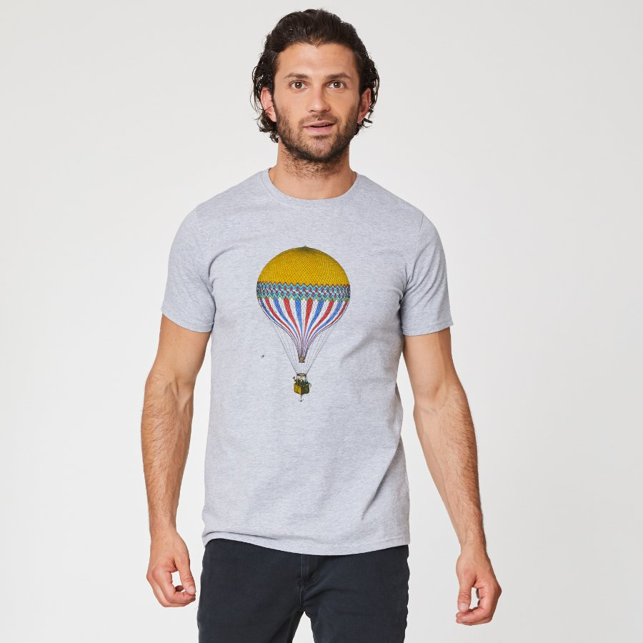 Thought Organic Cotton Junius T Shirt Thought Formerly
