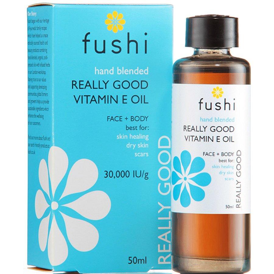 Fushi Really Good Vitamin E Skin Oil - 50ml