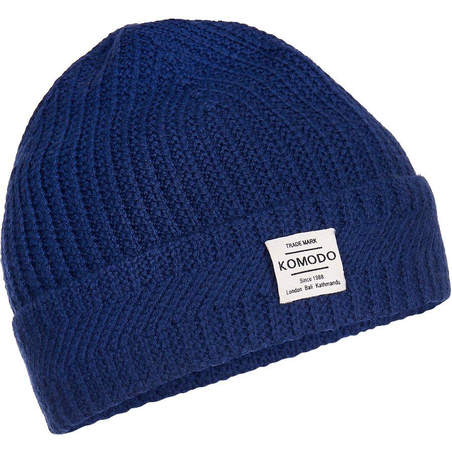 191caeee726 Komodo Chunky Soft Merino Wool Hat - Komodo
