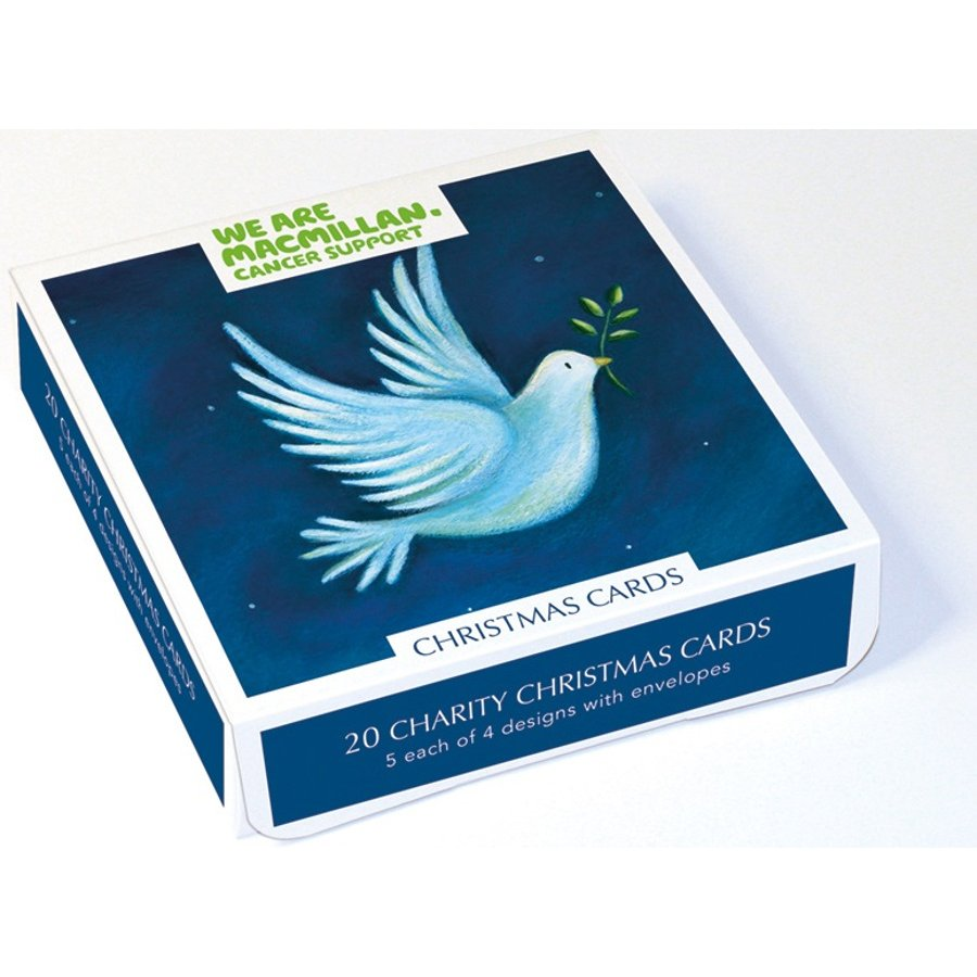 The Christmas Journey Macmillan Charity Christmas Cards - Pack of 20 ...