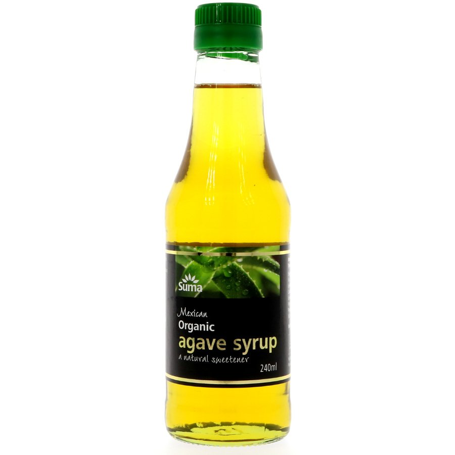 Suma Organic Agave Syrup - 250ml