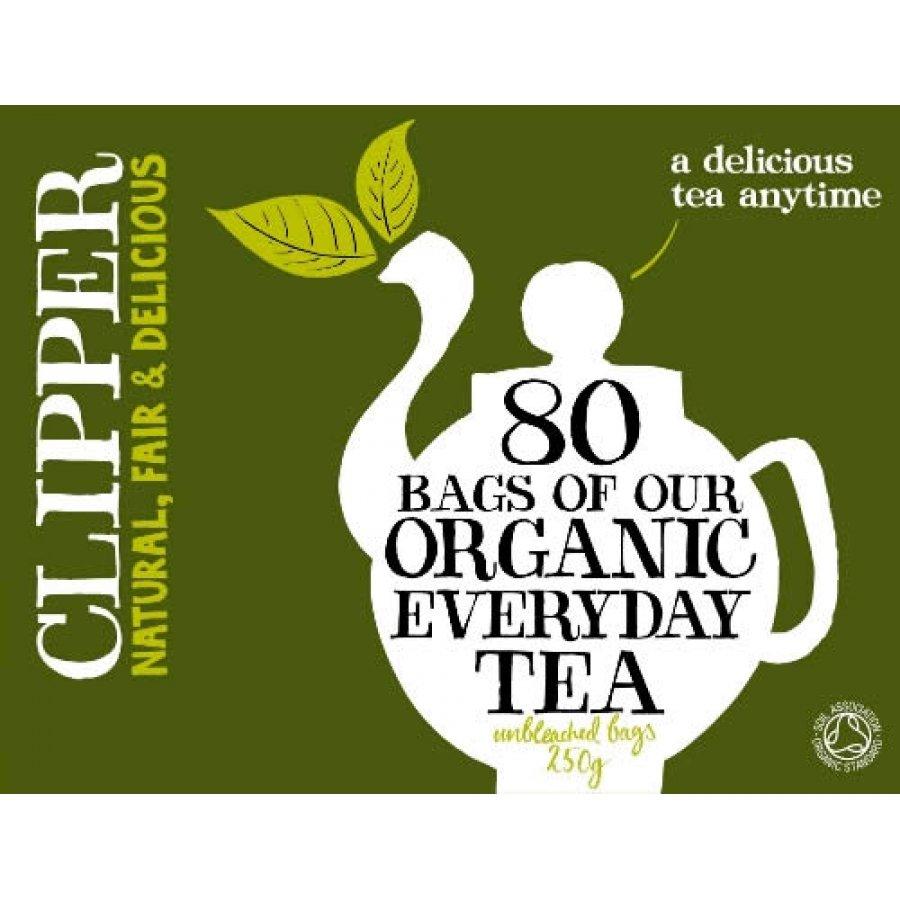 Clipper Organic Blend Tea 80 Bags