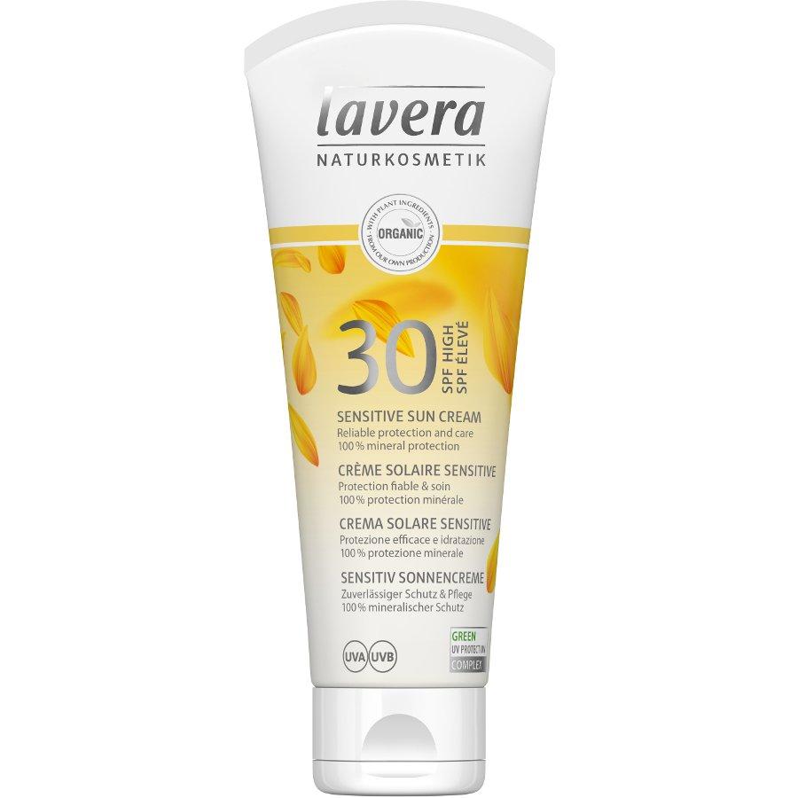 6a8e9d1d869 Lavera Sun Cream SPF30 - 100ml - Lavera - Ethical Superstore