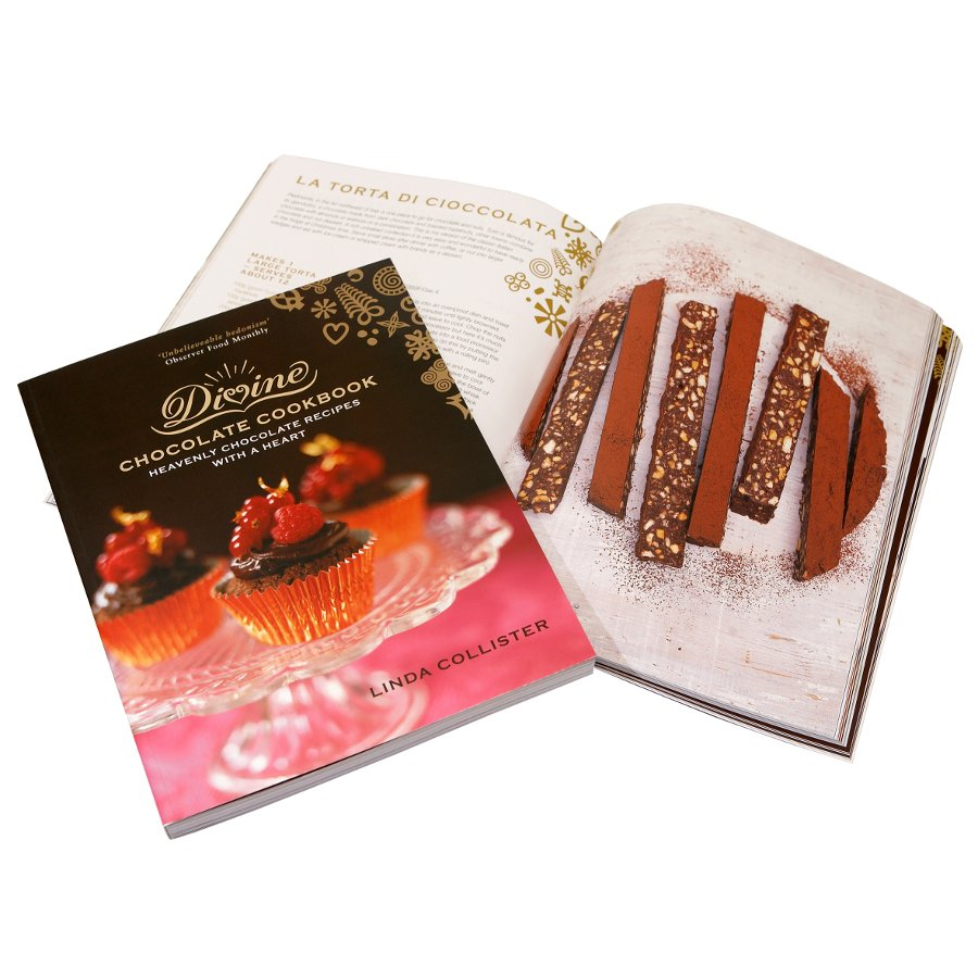 Divine Heavenly Chocolate Recipes - Ethical Superstore