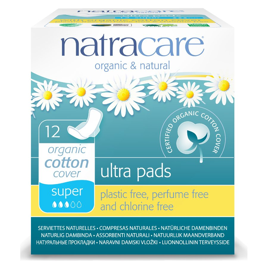 Nature Care Organic Pads