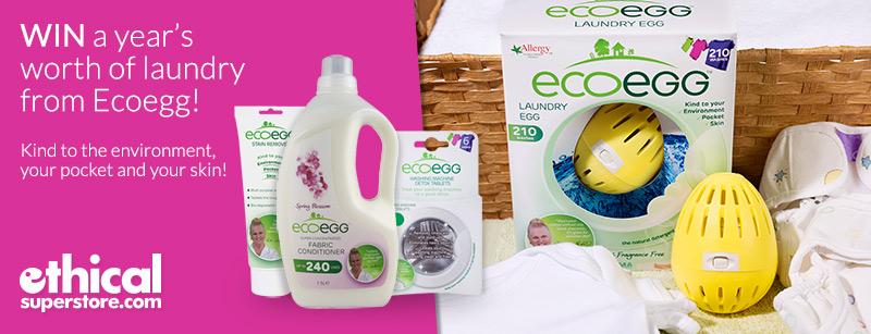 Win an Ecoegg bundle
