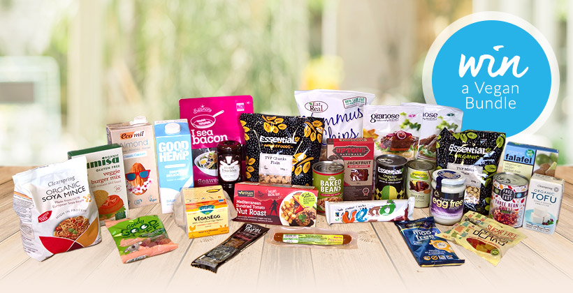 Win a Vegan Alternatives Bundle