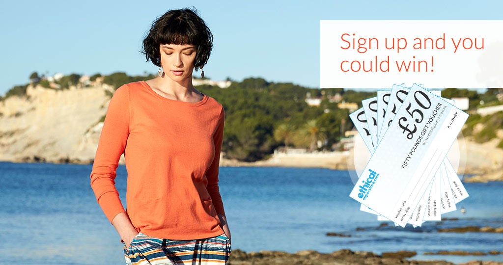 Win £100 of Ethical Superstore vouchers